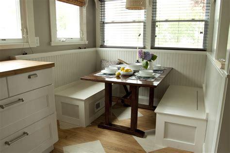 dining room storage bench simple diy breakfast nook set with white wood storage