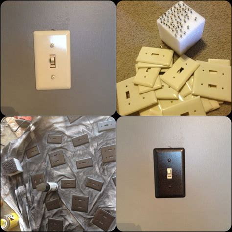 spray painting light switches 25 best ideas about rustoleum spray paint on