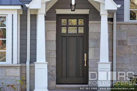 wood glass front door classic collection 3 panel door technology clear