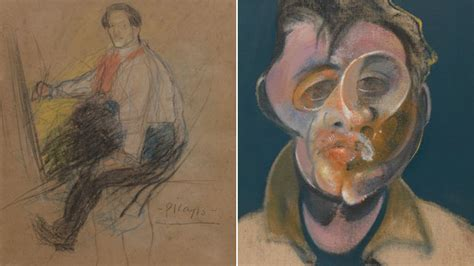 unseen picasso paintings found in garage unseen pablo picasso self portrait goes on show in