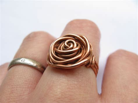 how to make rings jewelry 22 patterns for wire wrapped rings with diy tutorials