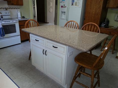 install kitchen island small kitchen island install traditional kitchen cedar rapids by the cabinet gallery