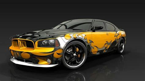 Car Wallpaper Hd 1920x1200 by Cars Cars Creative Dodge Challenger Dodge Charger