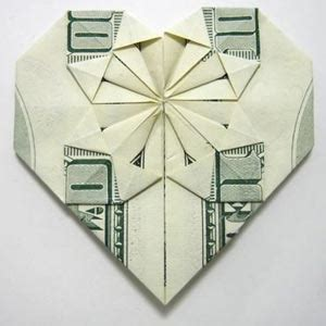 simple dollar origami how to fold money origami or dollar bill origami