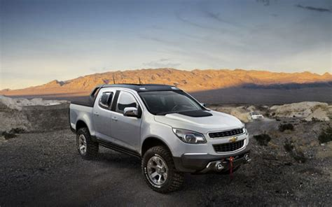Future Compact Trucks by A Glimpse Of Chevy S Compact Future The