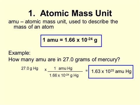 how many in a gram mole notes ppt