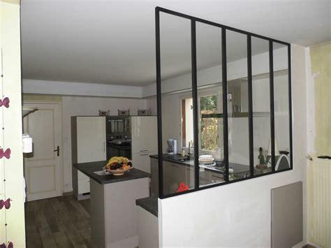 verriere de separation interieure 10 s233paration entre cuisine et salle 224 manger kirafes