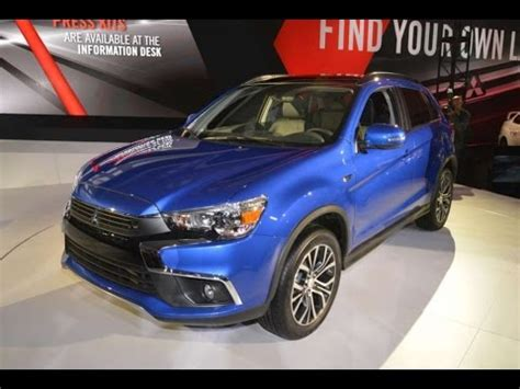 New Cars Coming Out In 2017 by 2017 New Cars Coming Out 2017 Mitsubishi Outlander Sport