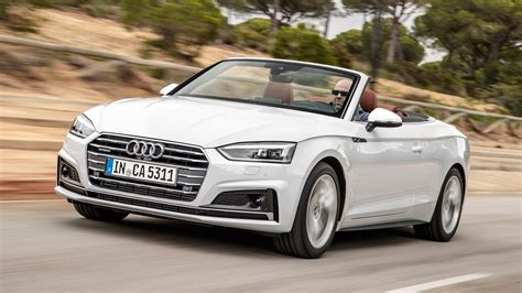 Audi A5 Cabriolet by Audi A5 Cabriolet 2 0 Tdi 2017 Review By Car Magazine