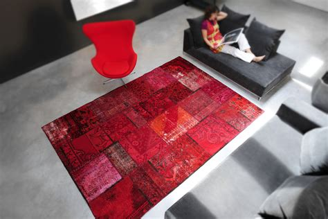 tapis patchwork with maclou tapis rond