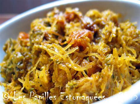 chair de courge spaghetti po 234 l 233 e au basilic et 224 la tomate les papilles estomaqu 233 es les