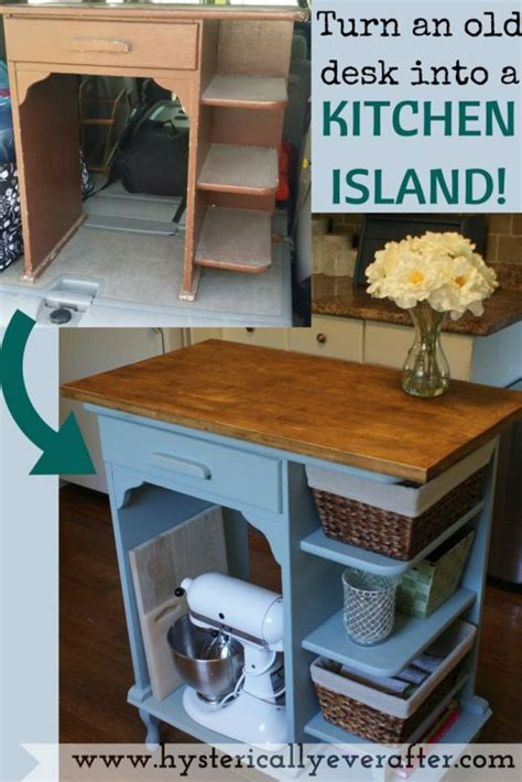 diy kitchen desk 25 best ideas about repurposed desk on