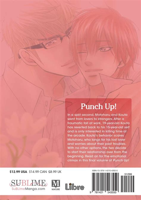 punch up punch up vol 4 book by shiuko kano official