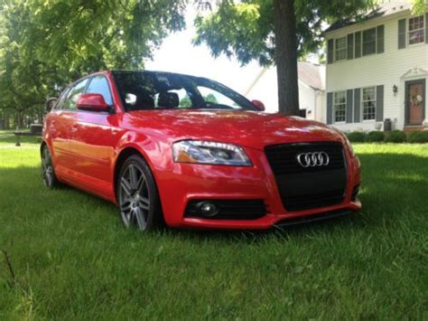Audi A3 Tdi Mpg by Purchase Used 2010 Audi A3 Tdi S Line 42 Mpg In Summit