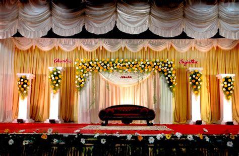 decorations designs indian wedding stage decoration decoration