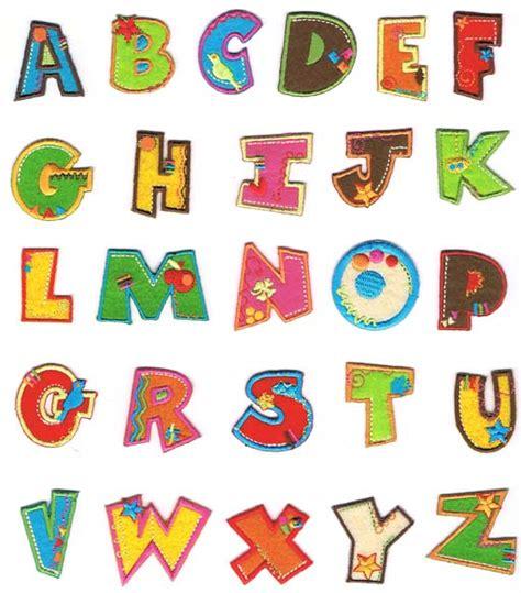 Zahlen Zum Aufnähen by Buchstaben Buchstabe Applikation Patch Zum Aufb 252 Geln Ebay
