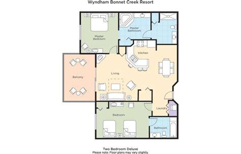 Wyndham Bonnet Creek 3 Bedroom Deluxe by 2 Bedroom Deluxe Wyndham Bonnet Creek Resort Orlando