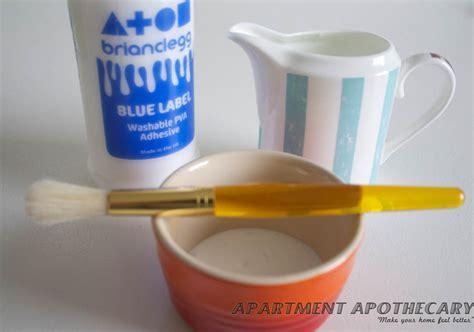 pva glue for decoupage decoupage apartment apothecary