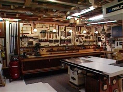 woodworking shop lighting woodshop bench layout and lighting auto garages