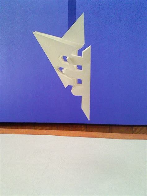 winter origami puppet box origami winter