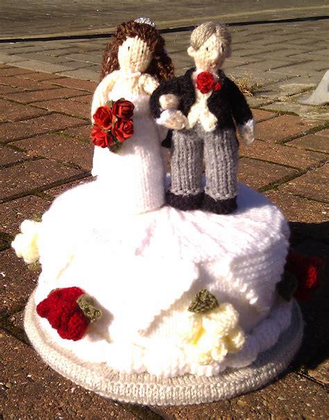 knitted wedding cake pin knitted wedding cake cake on