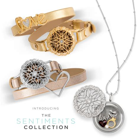 origami owl collection introducing the sentiments moodology collections
