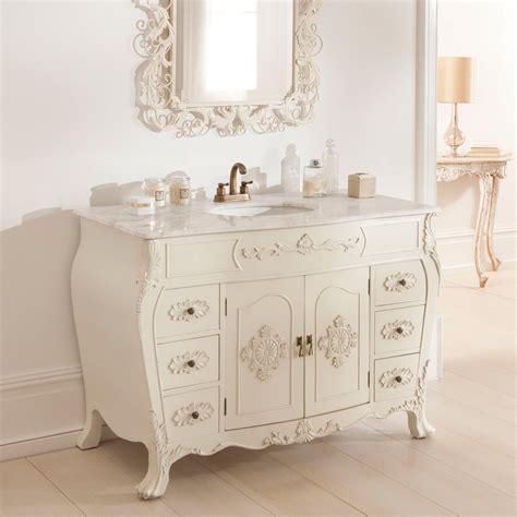 vintage vanity units for bathrooms antique vanity unit shabby chic bathroom furniture