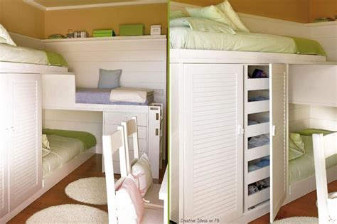 small bedroom bunk beds 3 in 1 bunk beds popideas co