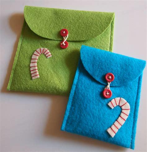 with felt free project felt envelopes 171 lark crafts