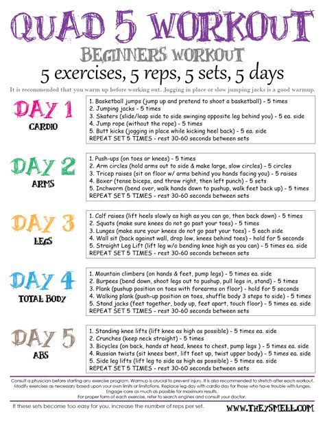 at home for beginners we all to start somewhere workout plan for