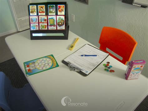 office speech take a tour of resonate s speech therapy office