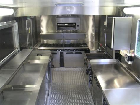 food truck kitchen design food truck pictures interior and exterior designs home