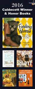 caldecott picture book winners 2016 newbery and caldecott winners libraries book and