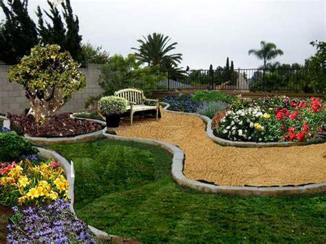 Garden Yard Ideas Gardening Landscaping Backyard Designs On A Budget