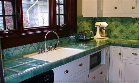 tile kitchen countertop ideas tile countertops make a comeback your options