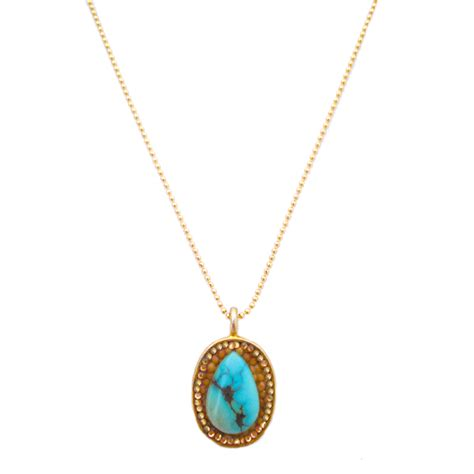 how to make mustard seed jewelry quot turquoise delight quot gold teardrop mustard seed necklace