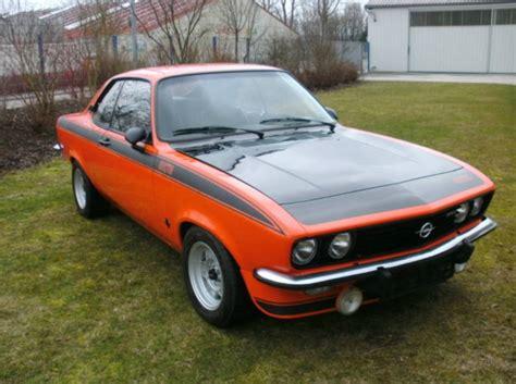 1972 Opel Gt For Sale by 1972 Opel Manta 1 9 Gt E German Cars For Sale