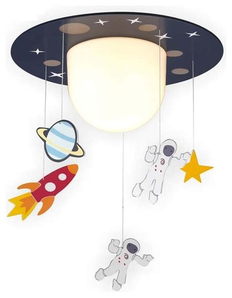 childrens ceiling light mission to mars ceiling light ceiling lighting