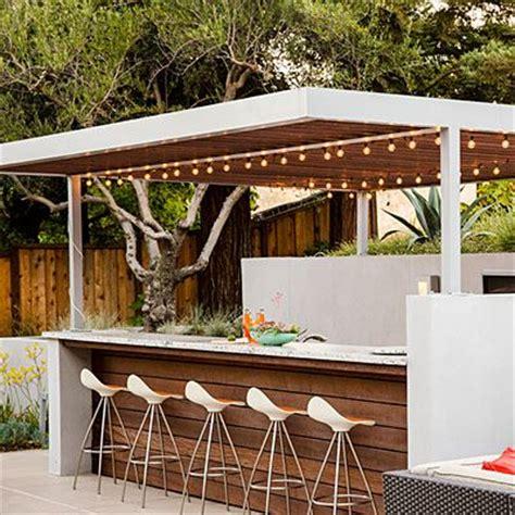 outdoor kitchen gardens 25 best ideas about modern backyard on modern