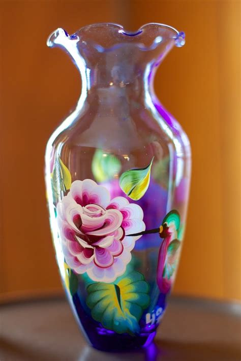 acrylic paint and glass 17 best images about painted glass bottles on
