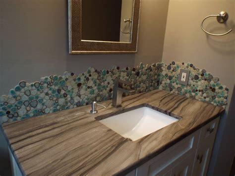 bathroom backsplash tile porcelain pebbles bathroom backsplash shaped