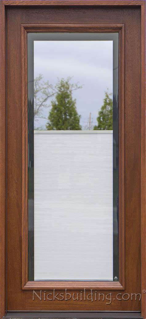exterior door blinds blinds doors amazing blinds for doors with