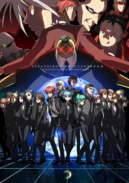 ansatsu kyoushitsu ansatsu kyoushitsu assassination classroom anime