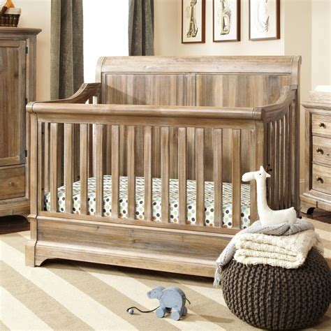 crib patterns woodworking 25 best ideas about rustic crib on nursery