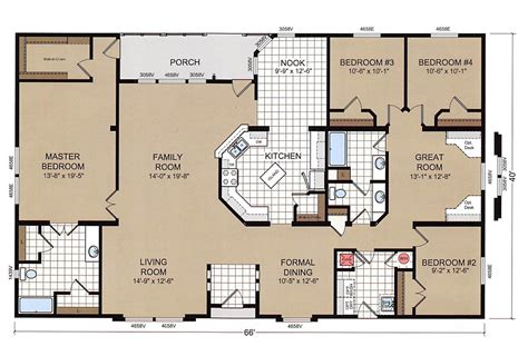 floor plans for manufactured homes chion manufactured homes floor plans house design ideas