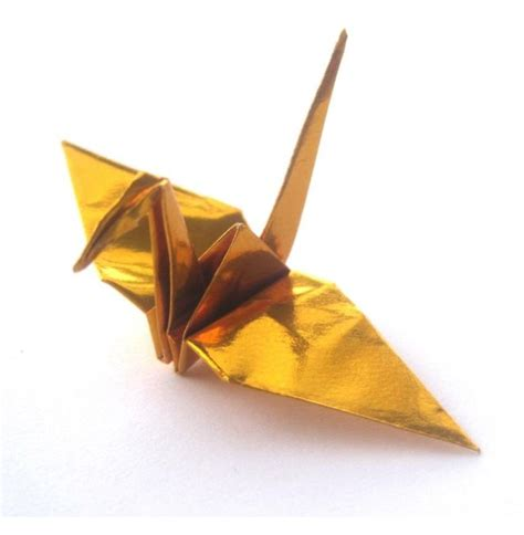 1000 origami paper metallic gold origami cranes graceincrease custom