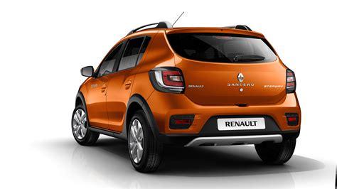 Stepway Renault by 2016 Renault Sandero Stepway Pictures Information And