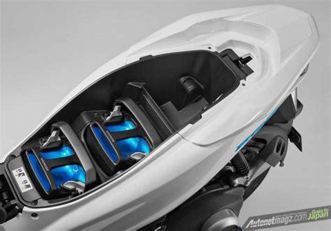 Pcx Yeni Kasa 2018 by Tokyo Motor Show 2017 Honda Pcx Hybrid Pcx Listrik