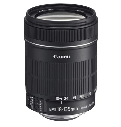 canon ef s 18 135mm f 3 5 5 6 is interchangeable lens review