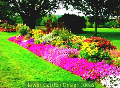 garden flower ideas flower bed ideas for sun pictures beautiful black and